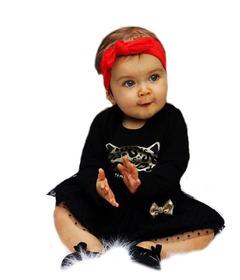 Sukienka wizytowa czarna falbanki  WILD GIRL