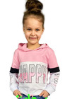 Bluza z kapturem HAPPY